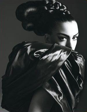 Anne Hathaway yêu kiều trên tạp chí W - 6