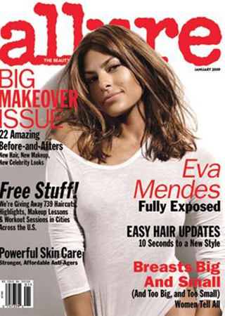 Eva Mendes tự tin vào khả năng diễn xuất của mình - 1