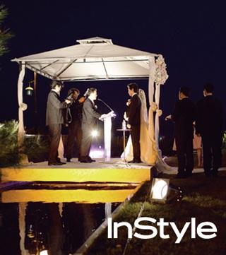 Chiêm ngưỡng bộ ảnh cưới của Kim Hee Sun trên Instyle - 9