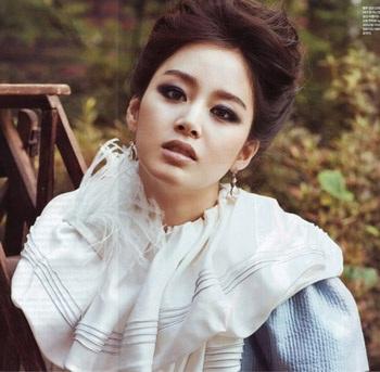 Ba bộ ảnh tuyệt đẹp của kiều nữ Kim Tae Hee - 13