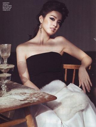 Ba bộ ảnh tuyệt đẹp của kiều nữ Kim Tae Hee - 14