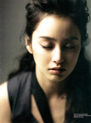 Ba bộ ảnh tuyệt đẹp của kiều nữ Kim Tae Hee - 1