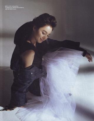 Ba bộ ảnh tuyệt đẹp của kiều nữ Kim Tae Hee - 5