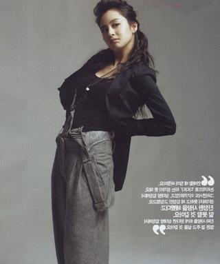Ba bộ ảnh tuyệt đẹp của kiều nữ Kim Tae Hee - 6