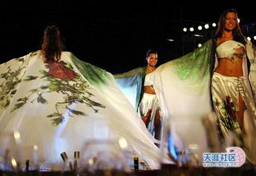 Những hình ảnh ấn tượng của phần thi Top Model - 22