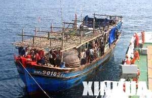 330 ngư dân Việt Nam được Trung Quốc cứu - 1