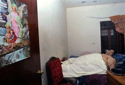 Người đàn ông nửa tấn Mexico qua đời - 3