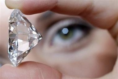 Viên kim cương trắng giá 16,2 triệu USD - 2