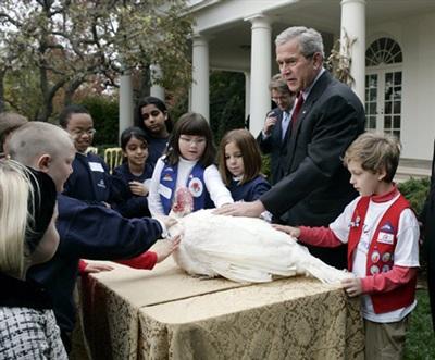 Xem người Mỹ đón lễ Tạ ơn - 2