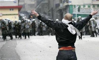 Chùm ảnh: Bạo động tiếp tục lan rộng ở Hy Lạp - 7