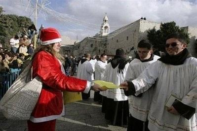 Lễ Giáng sinh ở nơi Chúa Jesus chào đời - 4