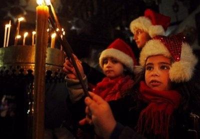 Lễ Giáng sinh ở nơi Chúa Jesus chào đời - 7