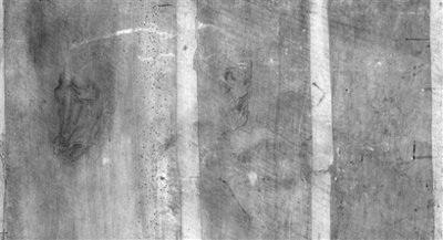 Phát hiện đặc biệt phía sau bức hoạ của Leonard de Vinci  - 1