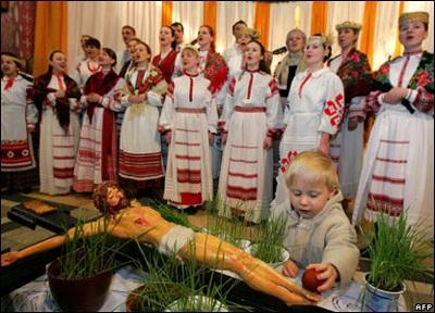 Chùm ảnh: Thế giới trong lễ Phục sinh - 7