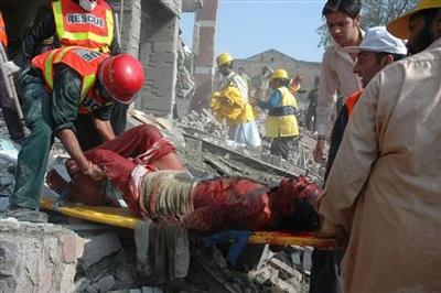Pakistan: ít nhất 20 người thiệt mạng trong hai vụ nổ liên tiếp - 2