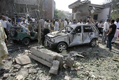 Pakistan: ít nhất 20 người thiệt mạng trong hai vụ nổ liên tiếp - 3