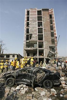 Pakistan: ít nhất 20 người thiệt mạng trong hai vụ nổ liên tiếp - 8