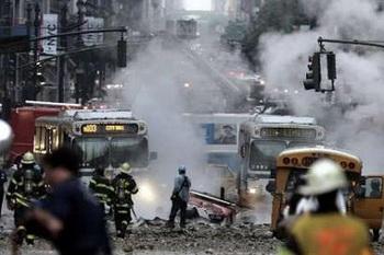 Chùm ảnh vụ nổ ở New York - 9