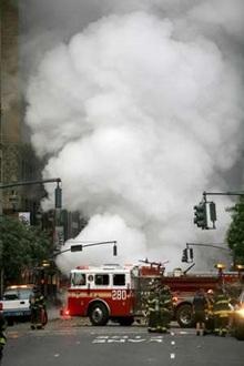 Chùm ảnh vụ nổ ở New York - 2