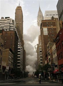 Chùm ảnh vụ nổ ở New York - 1