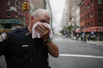 Chùm ảnh vụ nổ ở New York - 4