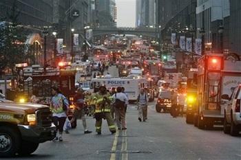 Chùm ảnh vụ nổ ở New York - 8