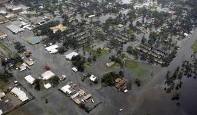 Bão Ike gây thiệt hại khủng khiếp ở Texas, Mỹ - 4