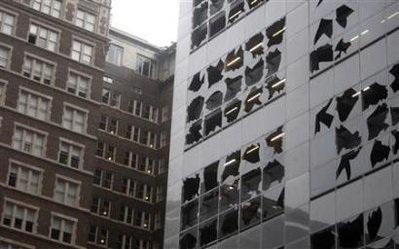 Bão Ike gây thiệt hại khủng khiếp ở Texas, Mỹ - 12