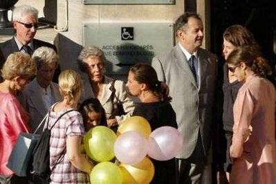 Con trai của Tổng thống Pháp Sarkozy kết hôn - 1