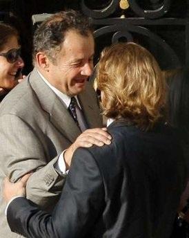Con trai của Tổng thống Pháp Sarkozy kết hôn - 2