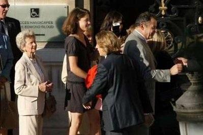 Con trai của Tổng thống Pháp Sarkozy kết hôn - 3