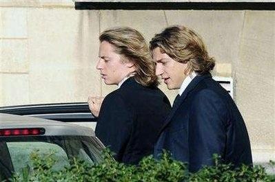 Con trai của Tổng thống Pháp Sarkozy kết hôn - 4