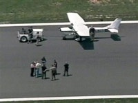 Chùm ảnh báo động máy bay tấn công Nhà Trắng - 7