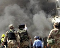 Baghdad lại chấn động bởi bom xe - 1