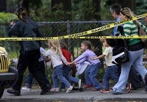 Chùm ảnh vụ bắn giết sinh viên tại trường học Canada - 5