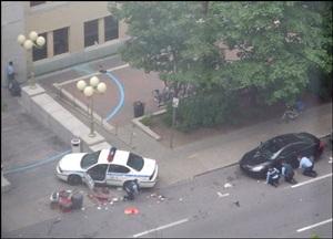 Chùm ảnh vụ bắn giết sinh viên tại trường học Canada - 1