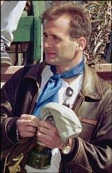 Cựu tổng thống Ukraine sát hại một nhà báo - 1