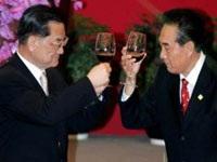 Trung Quốc tỏ thiện chí với Đài Loan bằng gấu trúc  - 1