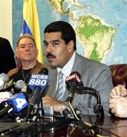 """""""Mỹ đã bắt giam Bộ trưởng ngoại giao Venezuela"""" - 1"""