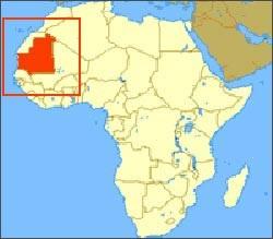 Tướng lĩnh quân đội đảo chính tại Mauritania  - 1