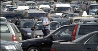 Moscow tê liệt vì mất điện - 1