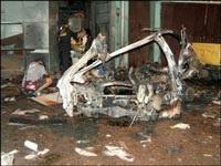 Đánh bom khủng bố đồng loạt ở Philippines - 1