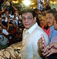 Số phận của những người đối đầu với Tổng thống Arroyo  - 1