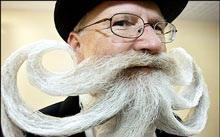 Chùm ảnh những bộ râu độc đáo nhất thế giới - 5