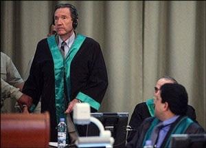 Chùm ảnh phiên tuyên án Saddam Hussein - 8