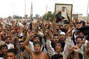 Chùm ảnh phiên tuyên án Saddam Hussein - 14