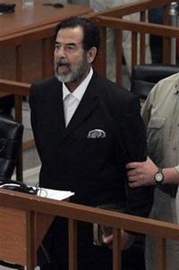 Chùm ảnh phiên tuyên án Saddam Hussein - 6