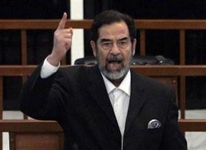 Chùm ảnh phiên tuyên án Saddam Hussein - 3