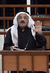 Chùm ảnh phiên tuyên án Saddam Hussein - 10
