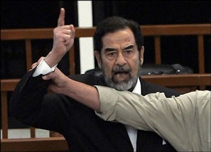 Chùm ảnh phiên tuyên án Saddam Hussein - 5